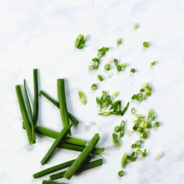 Green onion recipes