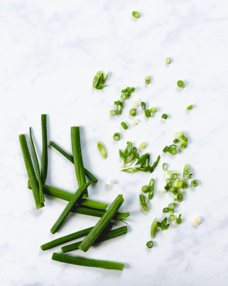 Basic Knife Skills: How To Cut Green Onions