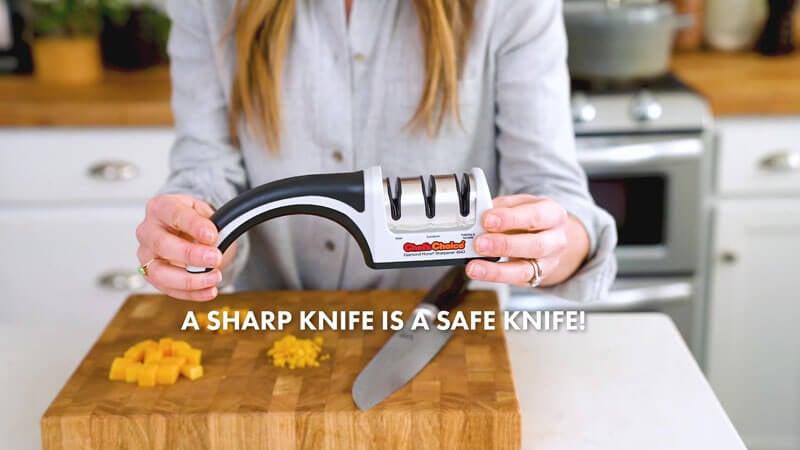 Basic knife skills | Knife sharpener