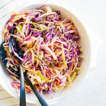 Easy Coleslaw Recipe   what is coleslaw