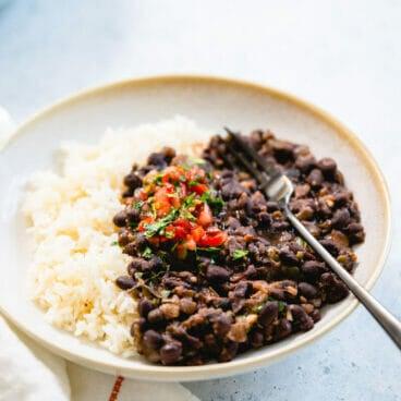 How to make Cuban black beans | Cuban style black beans