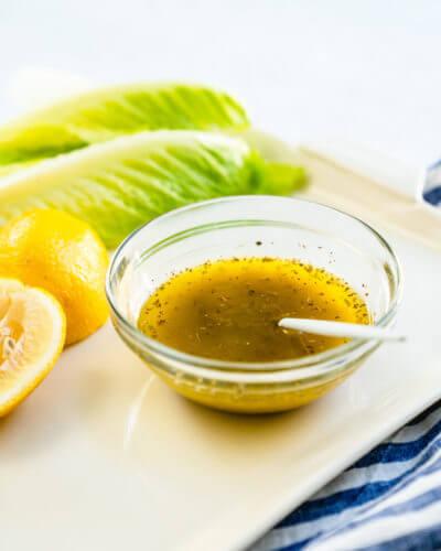 Greek dressing | Greek salad dressing recipe