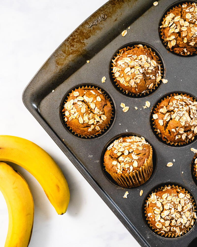 Gluten Free Banana Muffins A Couple Cooks