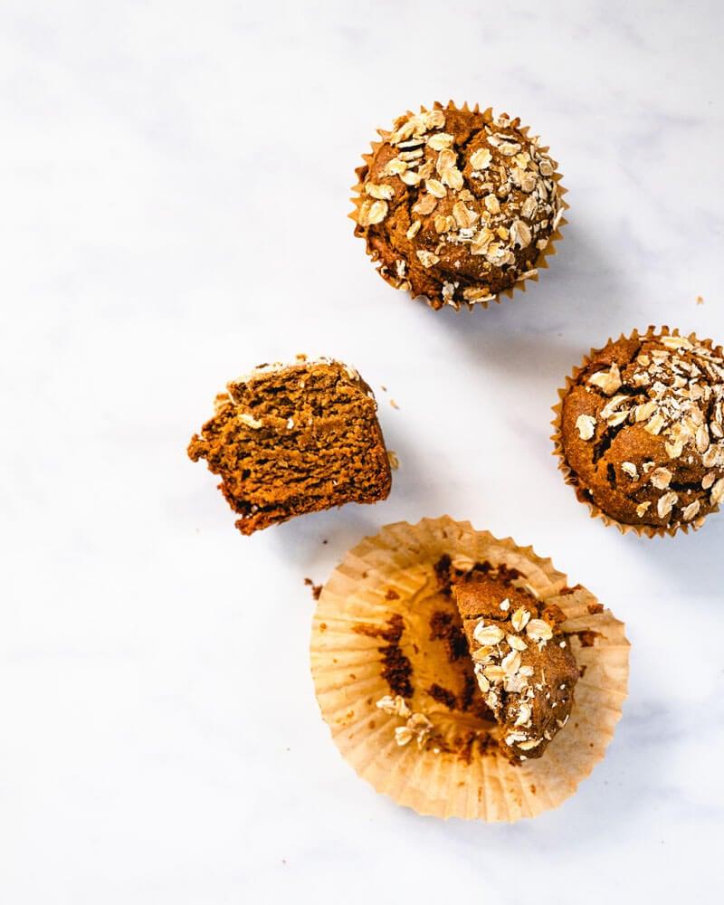 Best blender muffins
