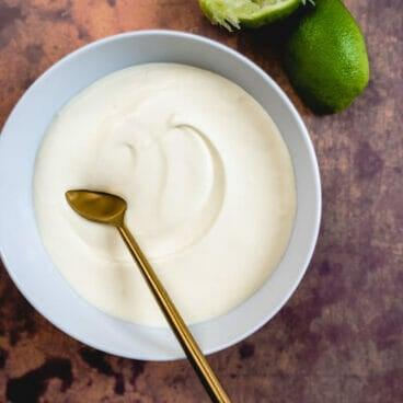 Mexican Crema Recipe