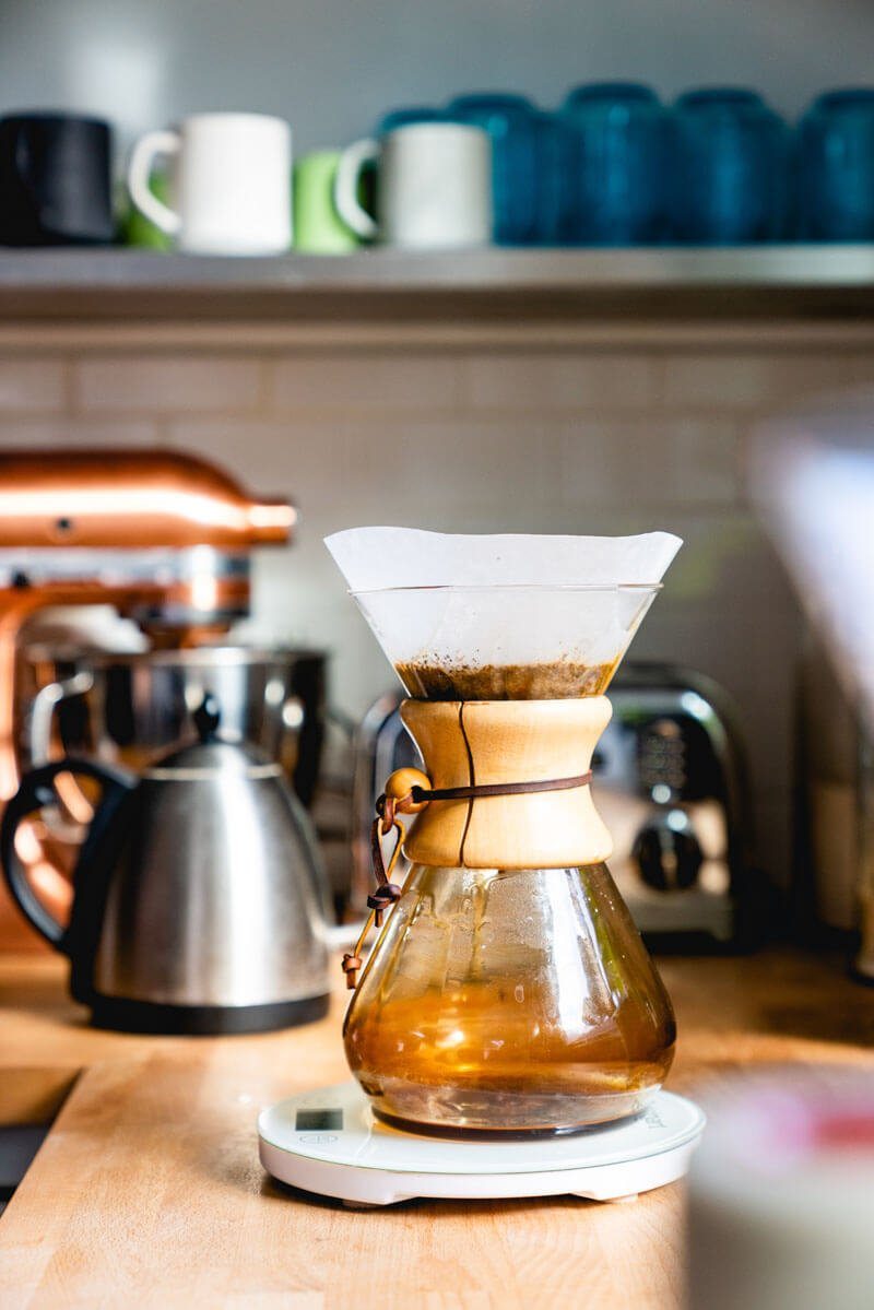 How to use a Chemex | Chemex pour over