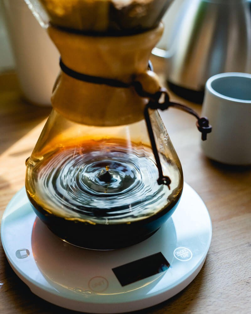 How to use a Chemex | Chemex coffee