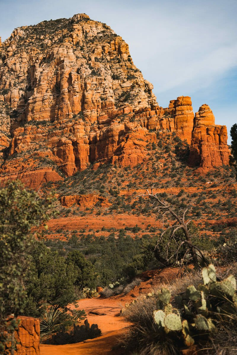 Sedona hikes, teacup trail