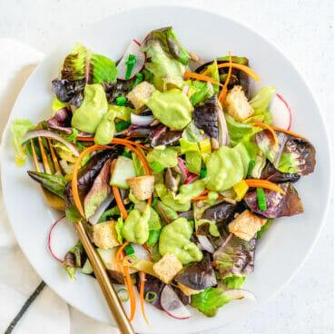 Tossed salad | Best salad recipe