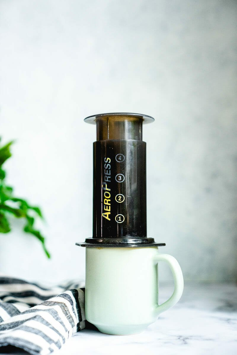 How to use Aeropress
