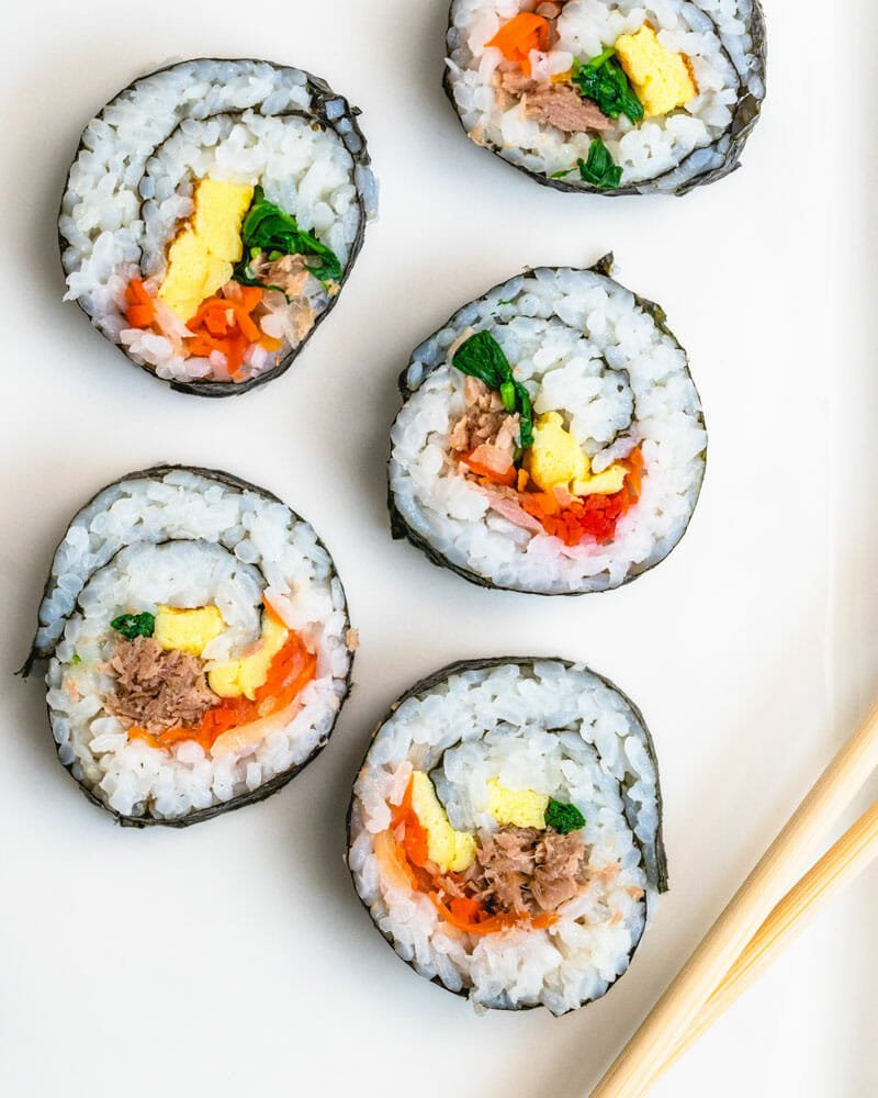 Maki Sushi Recipe A Couple Cooks