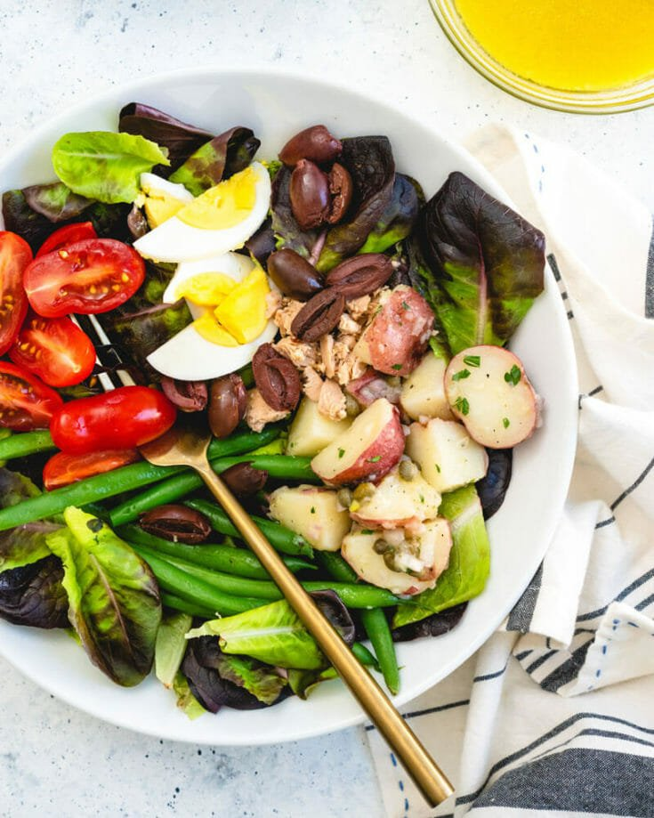 Nicoise Salad Recipe