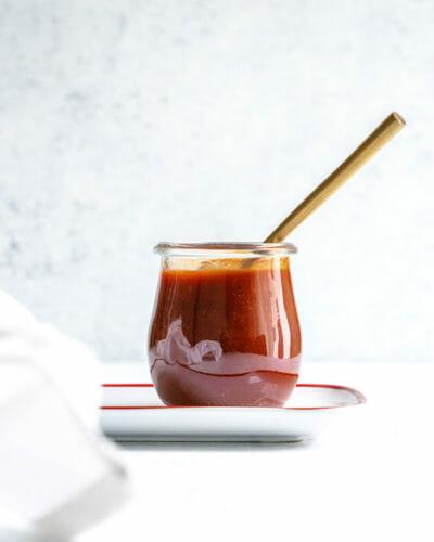 Vegan barbecue sauce