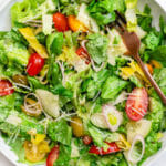 How to make chopped salad