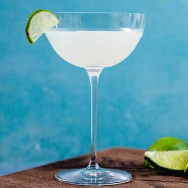 Lime cocktails