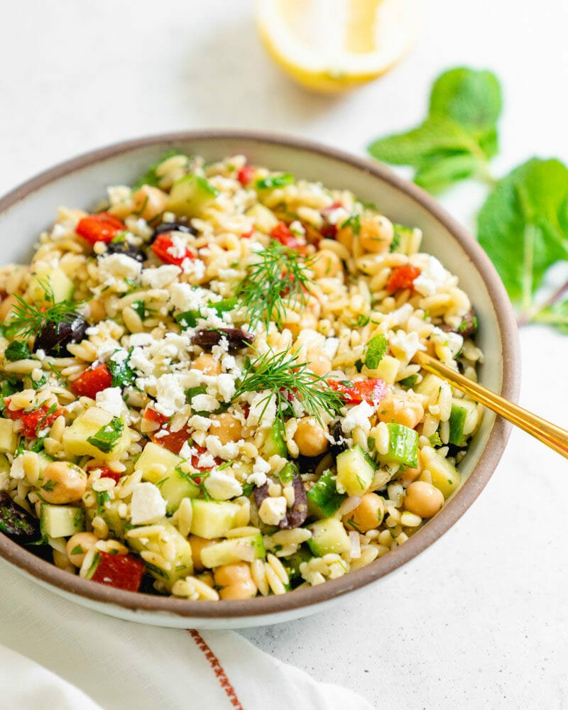 20 Best Mediterranean Diet Recipes