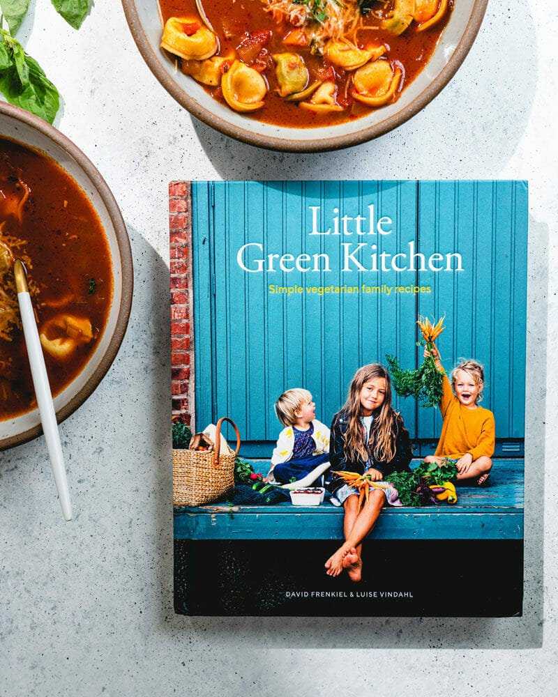 Little Green Kitchen cookbok