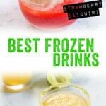 Frozen Alcoholic Drinks