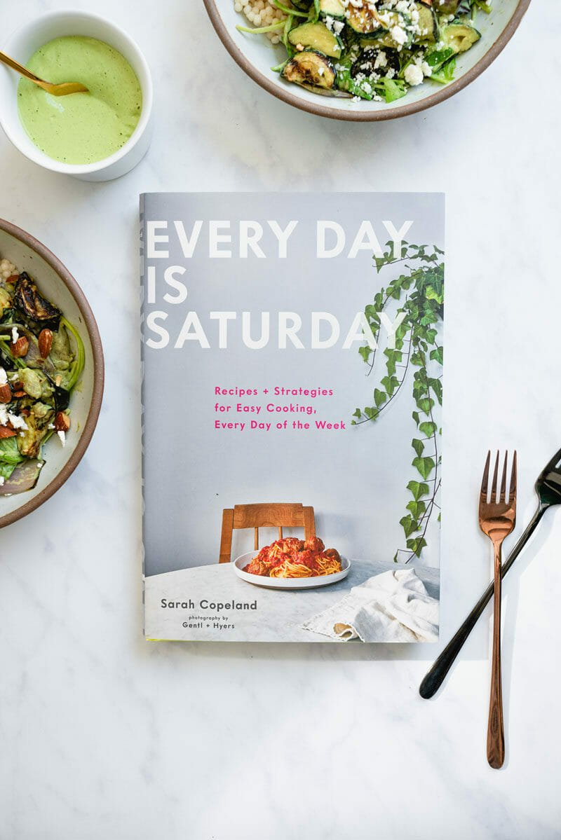 Every Day is Saturday cookbook