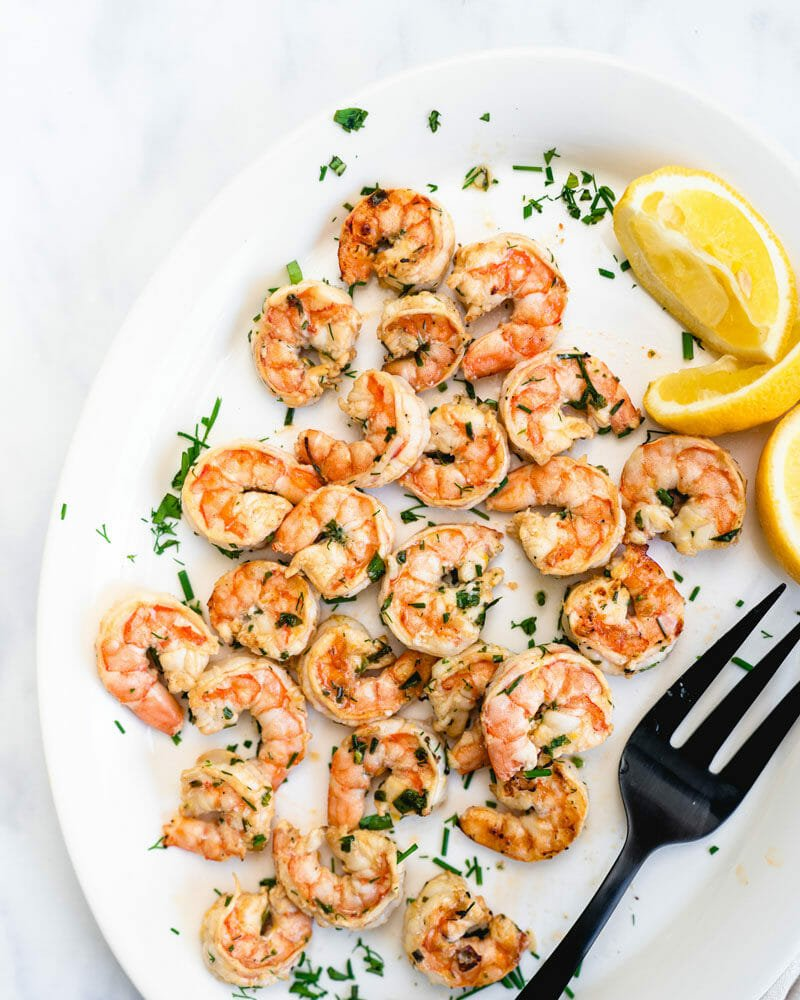 Shrimp dinner ideas
