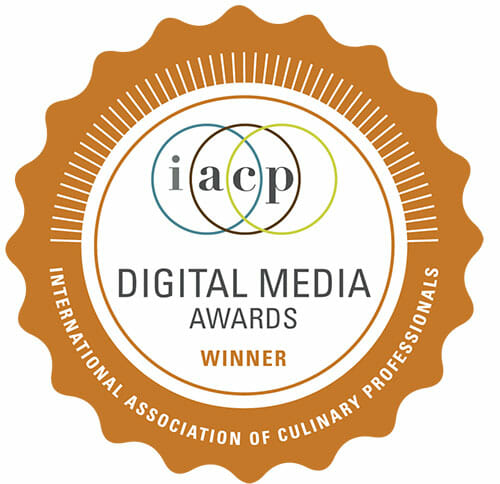 IACP Award Winning Food Blog