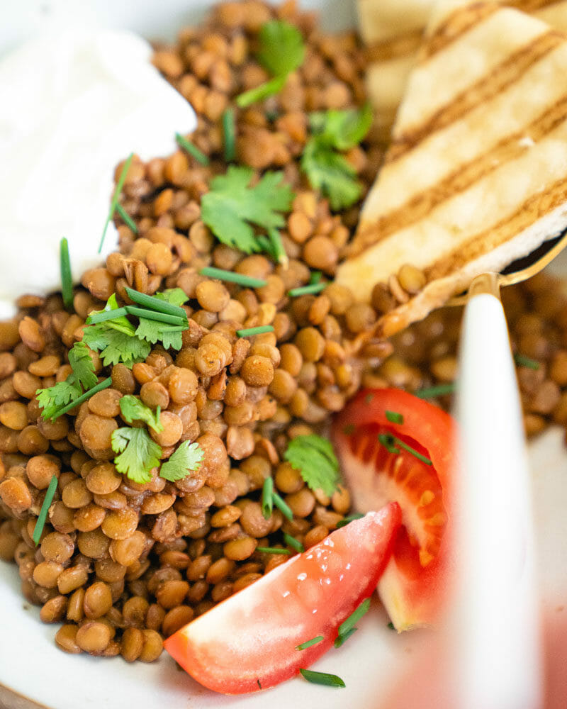 Legumes are a plant based protein