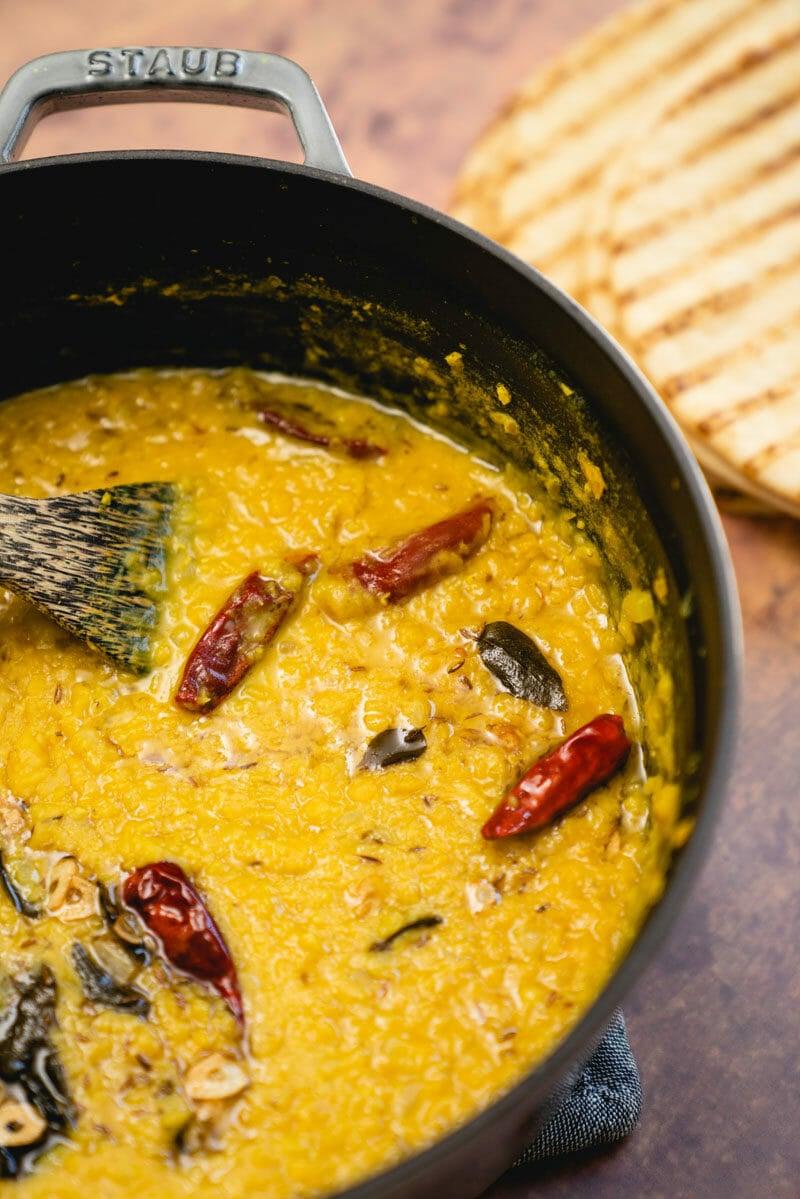 Indian red lentils