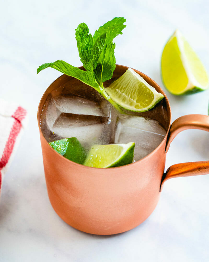 10 Ginger Beer Cocktails Worth Making A Couple Cooks