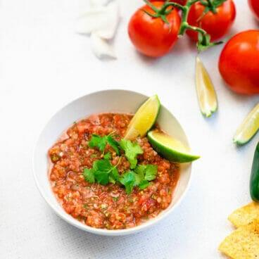 Best homemade salsa recipe