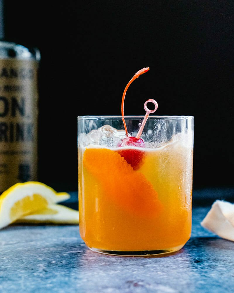 30 Great Cocktail Recipes You Should Know A Couple Cooks