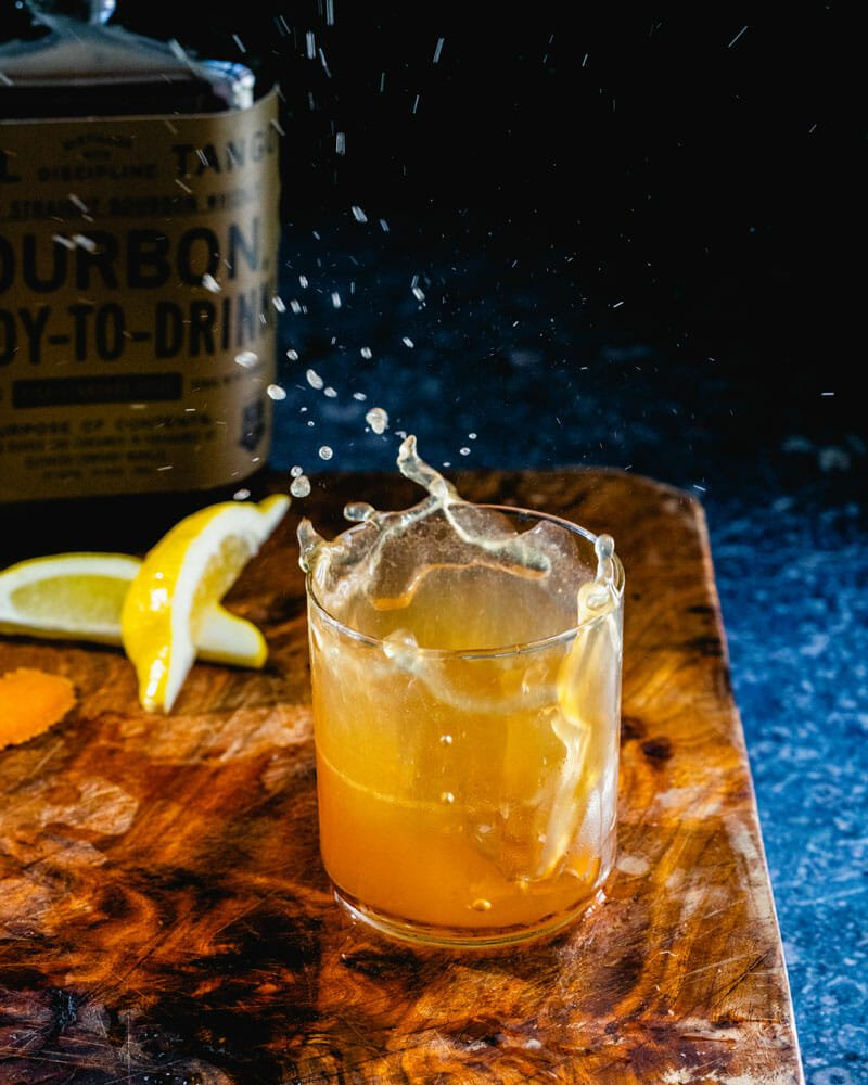 Easy whiskey sour recipe