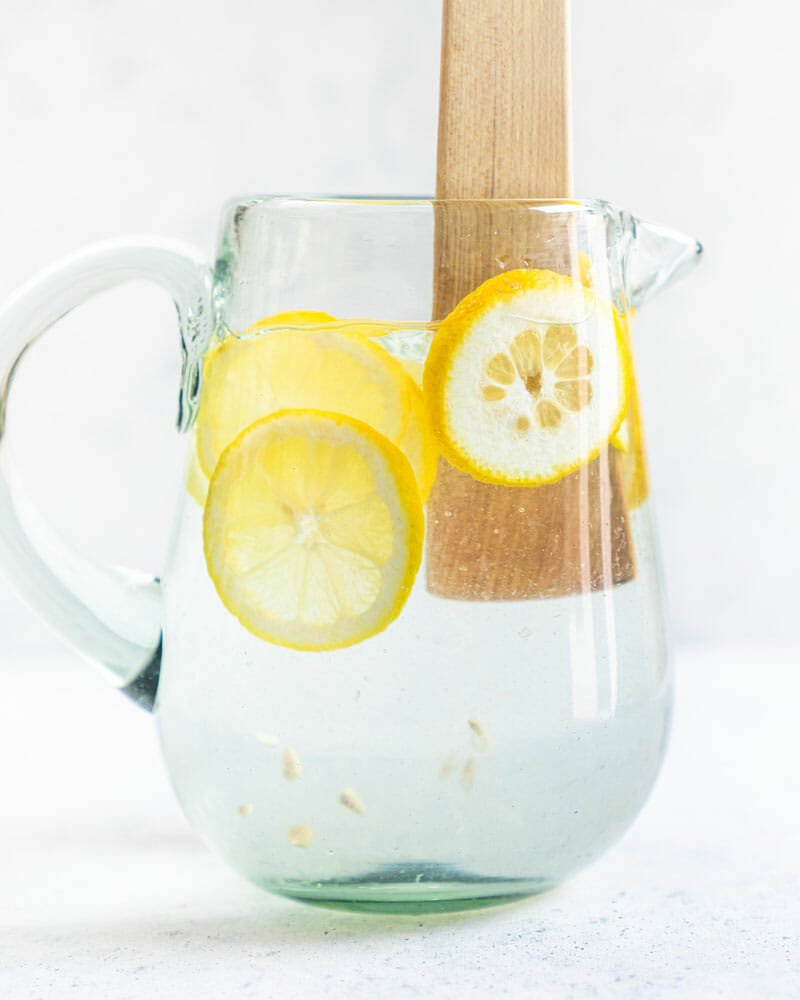 Lemon Water Recipe (Refreshing & Healthy Drink!) – A Couple Cooks