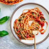 Easy Pasta Dinner Ideas