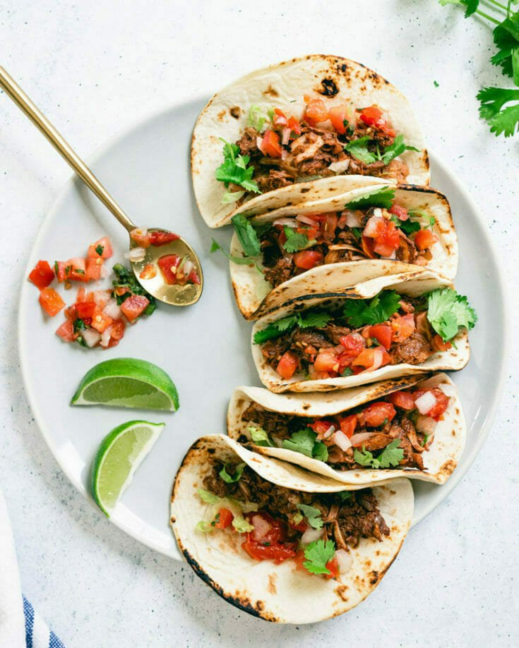 Best Jackfruit Tacos