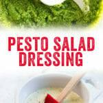 Pesto Salad Dressing