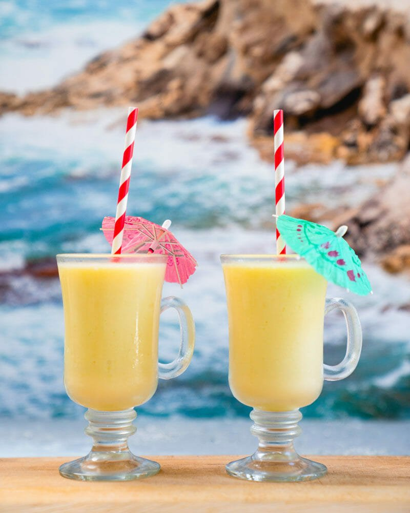 Virgin Piña Colada Recipe