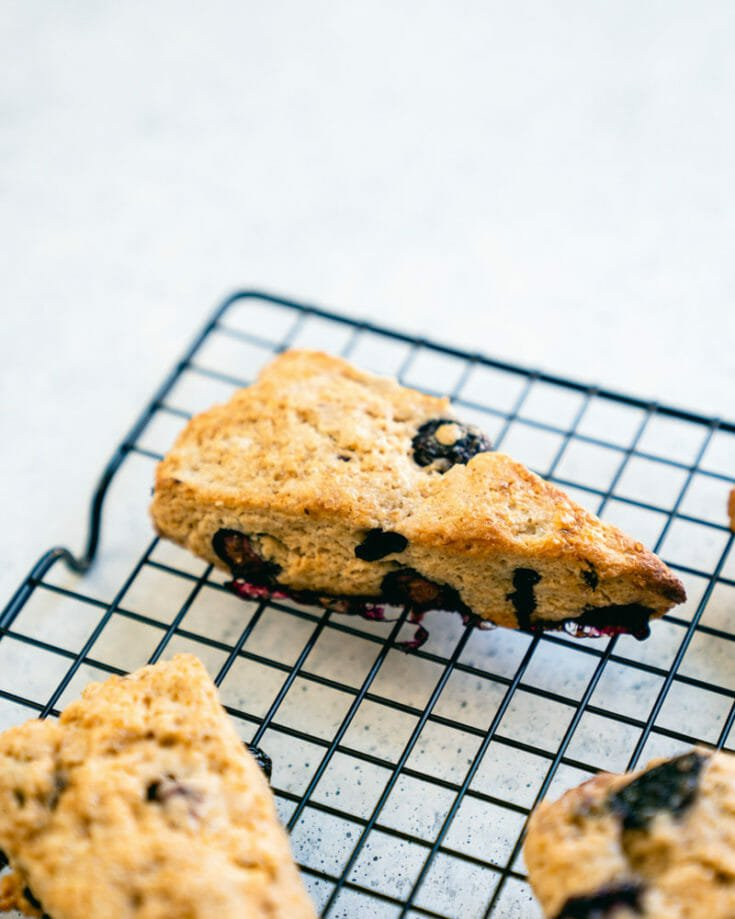 Best Blueberry Scone Recipe