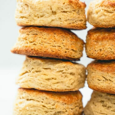 Homemade biscuit