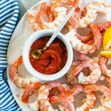 Best shrimp cocktail