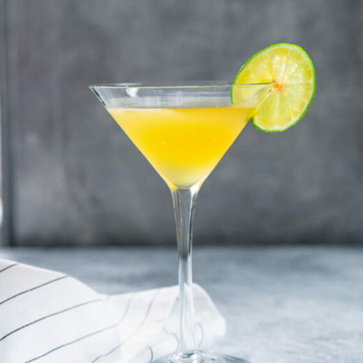 Gin Gimlet Cocktail Recipe