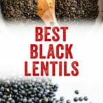 Best Black Lentils