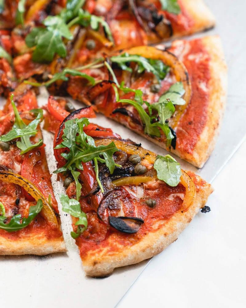 Veggie Pizza Recipe
