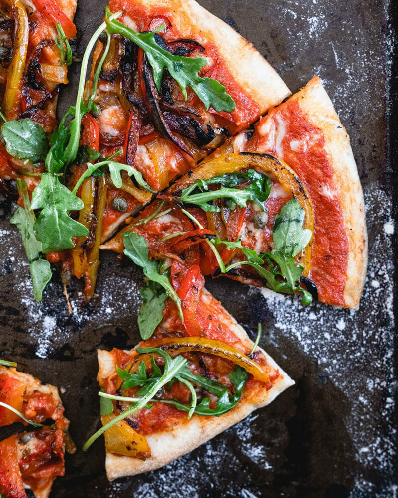 Best Healthy Pizza Recipe