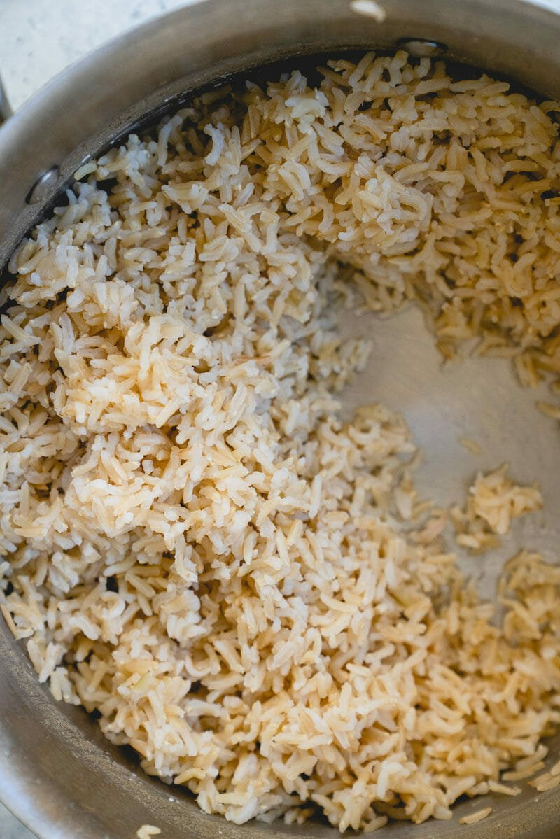 Can you cook brown rice in an Instant Pot?