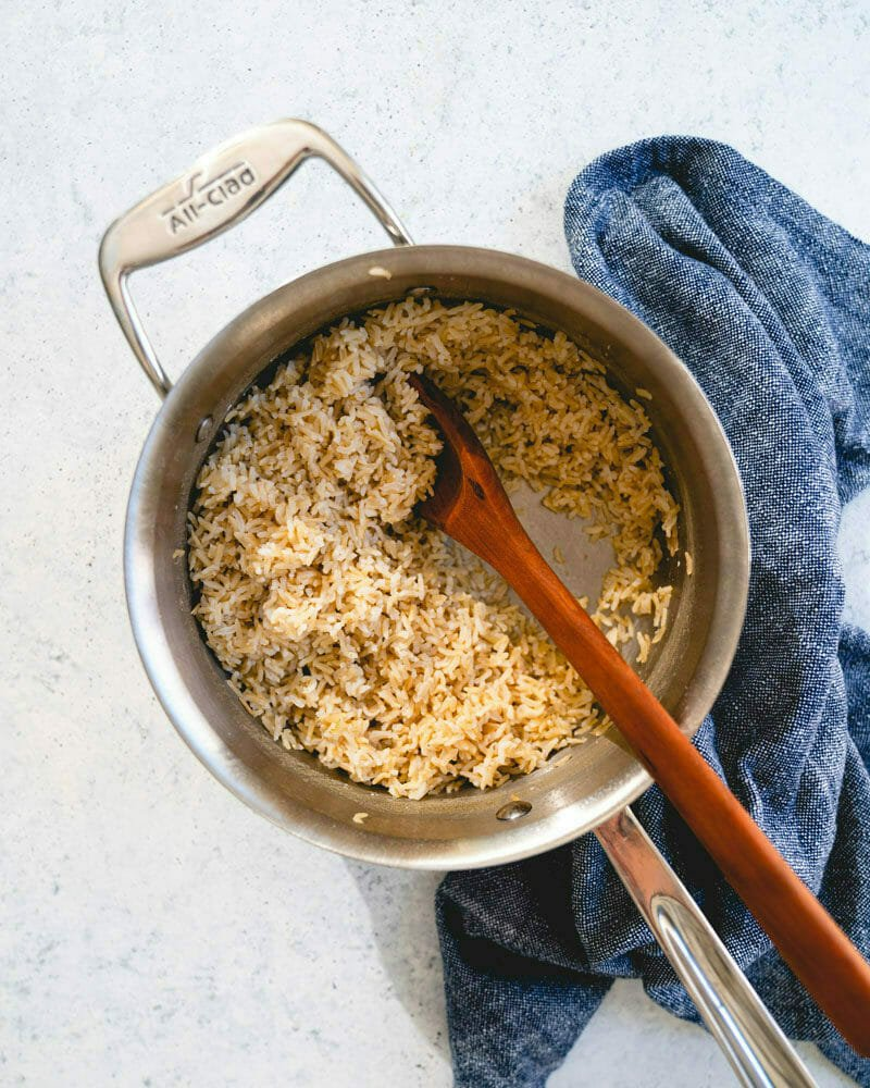 Is brown rice healthier?