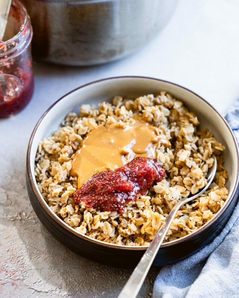 Vegan oatmeal