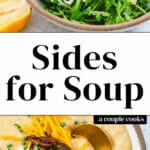 Sides to Go with Soup