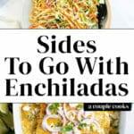 Sides to Serve with Enchiladas