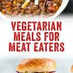 Vegetarian Meals for Meat Eaters