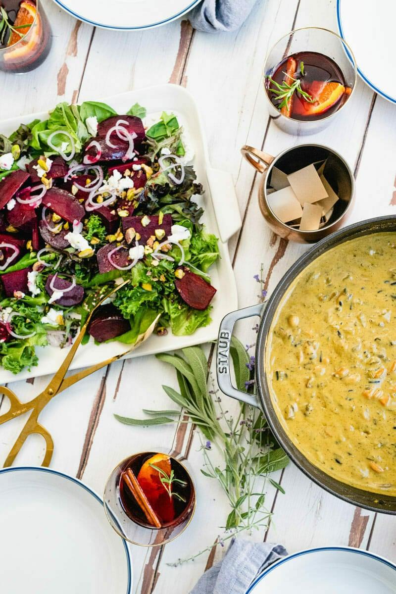 Vegetarian Christmas Dishes